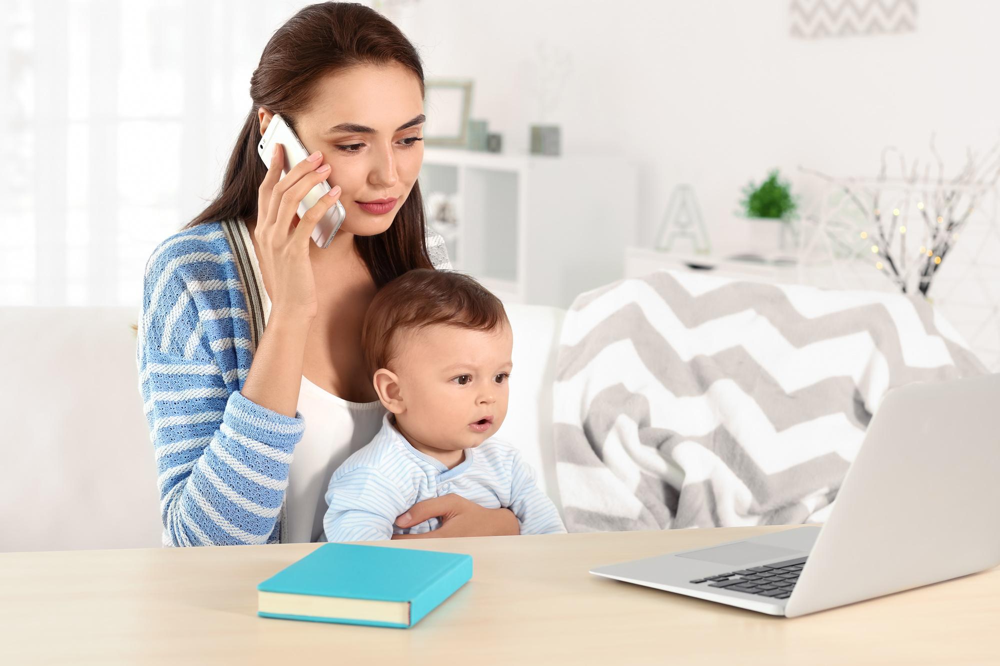 new mom blog