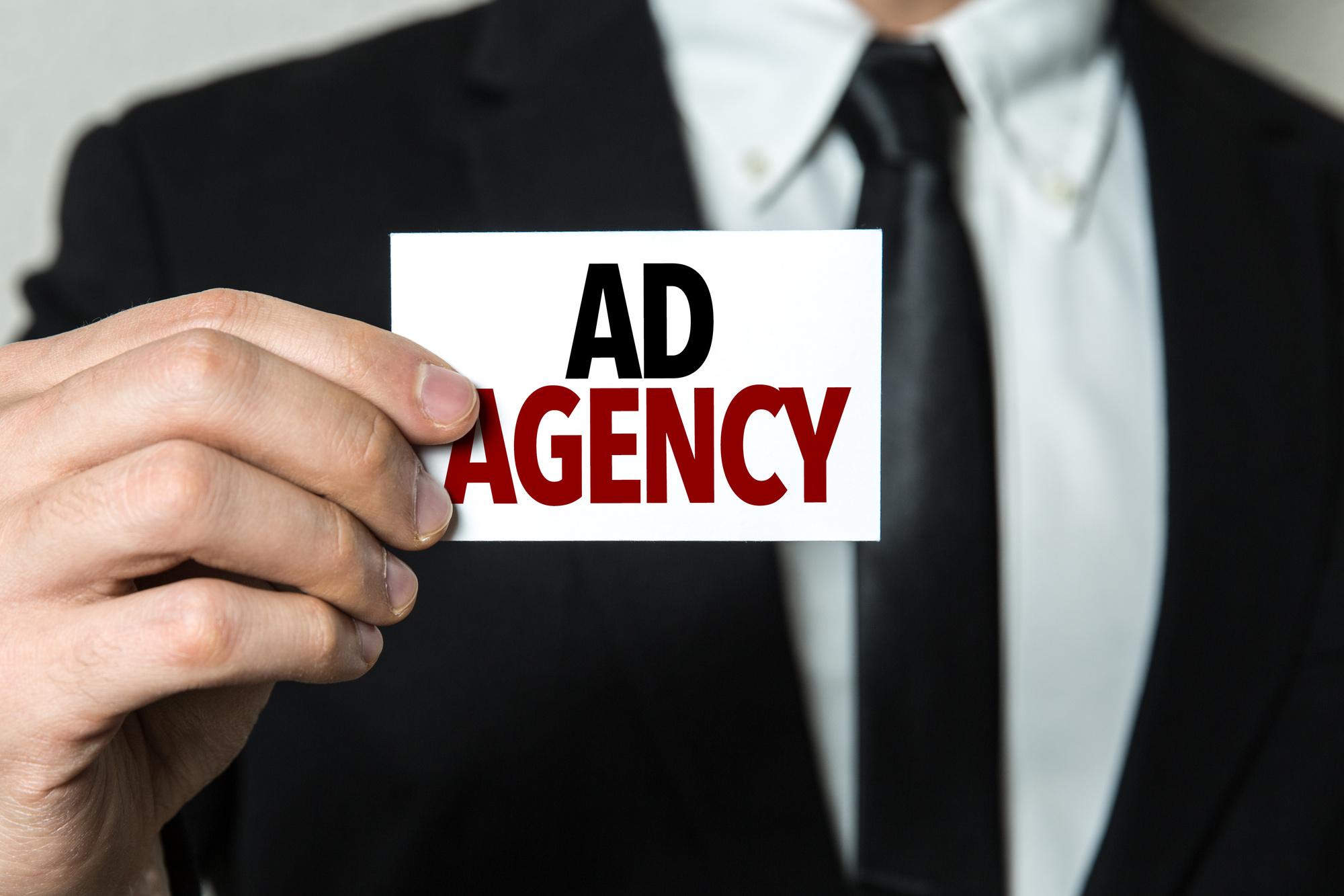 types of ad agencies