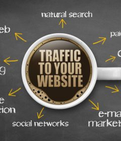 instant website traffic